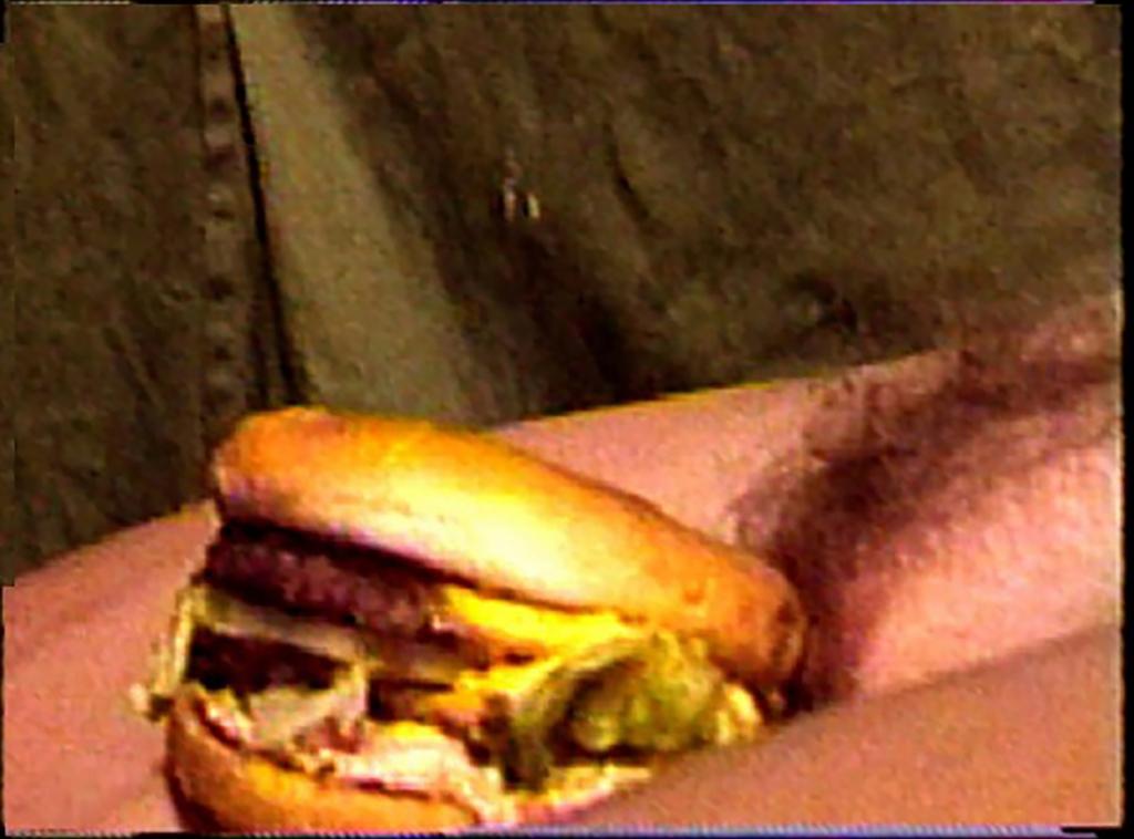 Cheeseburger Pussy